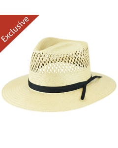 Indio Vented Fedora - Exclusive