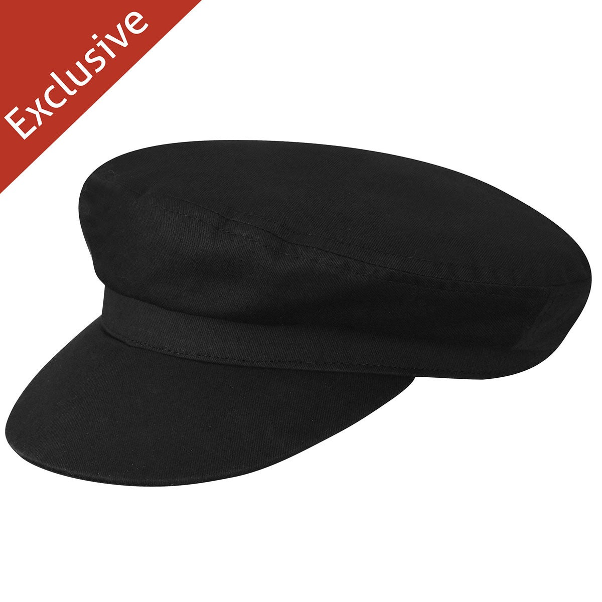 1960s – 70s Style Men's Hats Triton Cotton Fiddler Cap $18.00 AT vintagedancer.com