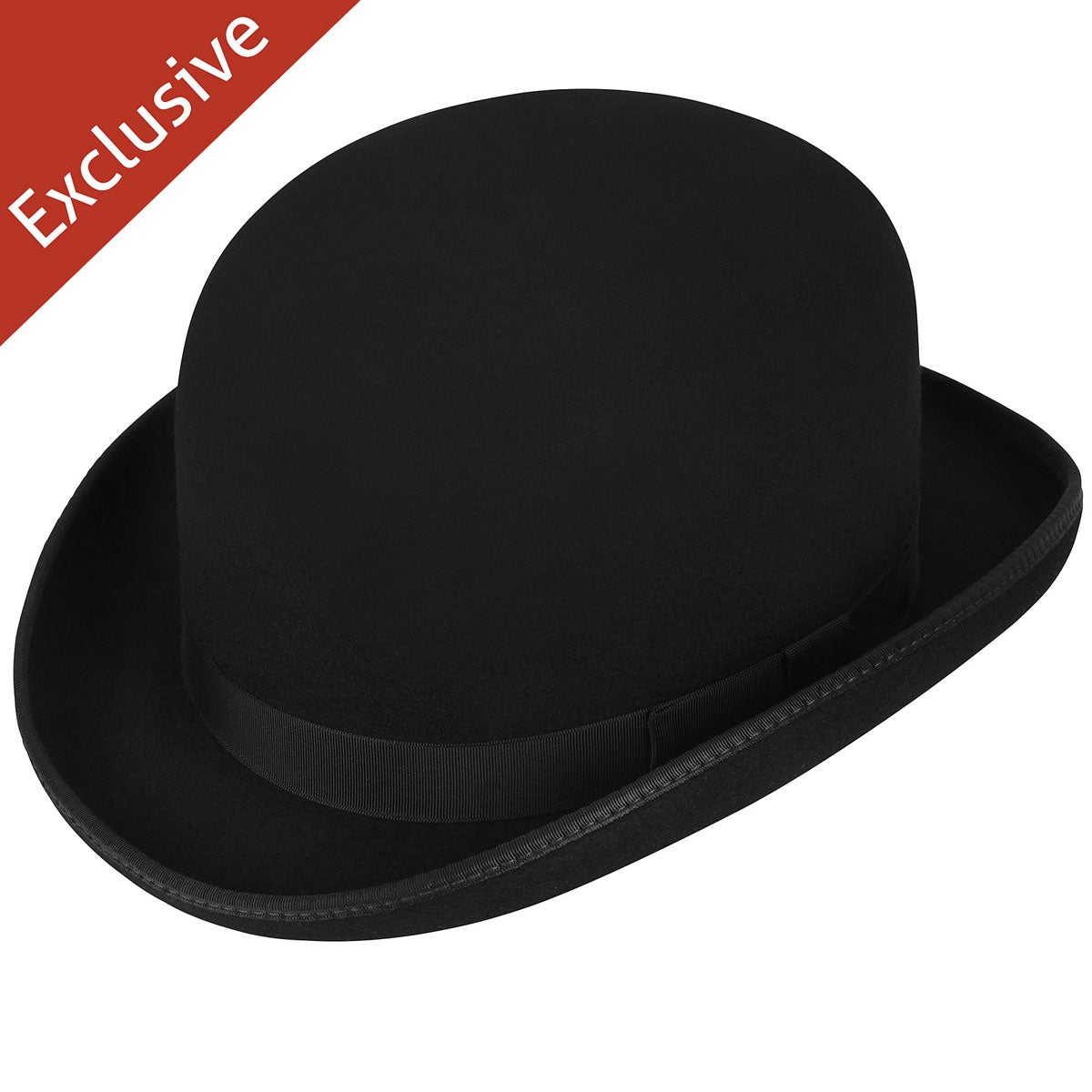 Victorian Men's Clothing, Fashion – 1840 to 1890s Steed Derby Hat - Exclusive $39.99 AT vintagedancer.com