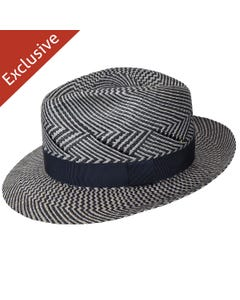 Shades of Blue Fedora