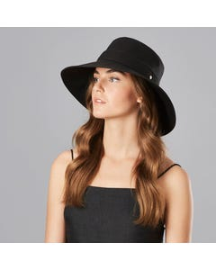 Jenina Wide Brim Bucket