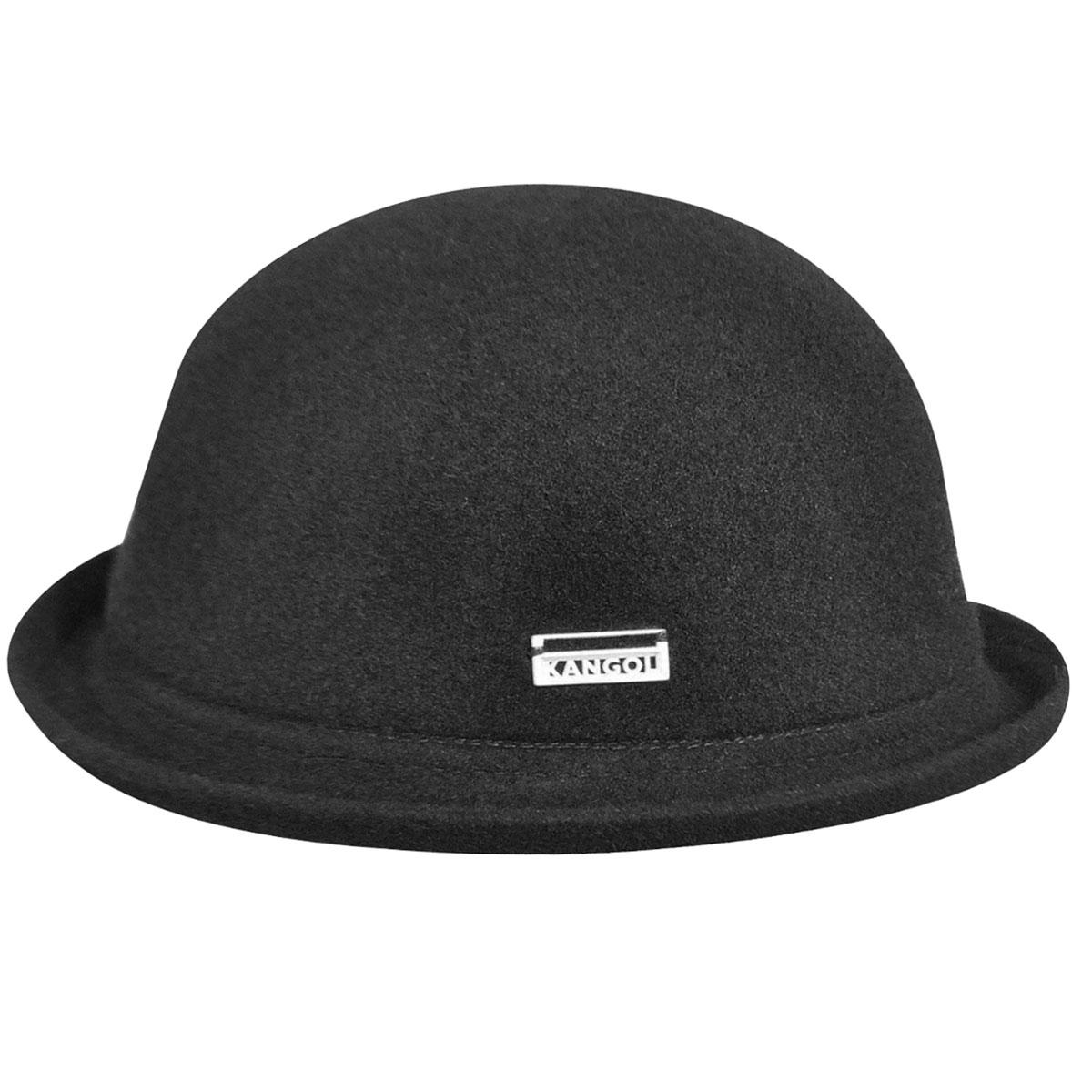 Kangol Wool Bombin in Black