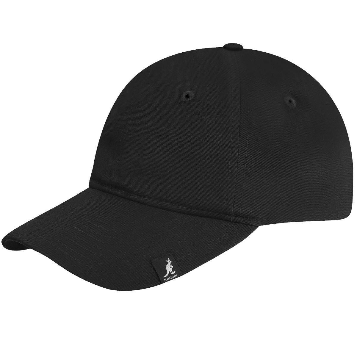 Cotton Adjustable Baseball - Black/1SFM