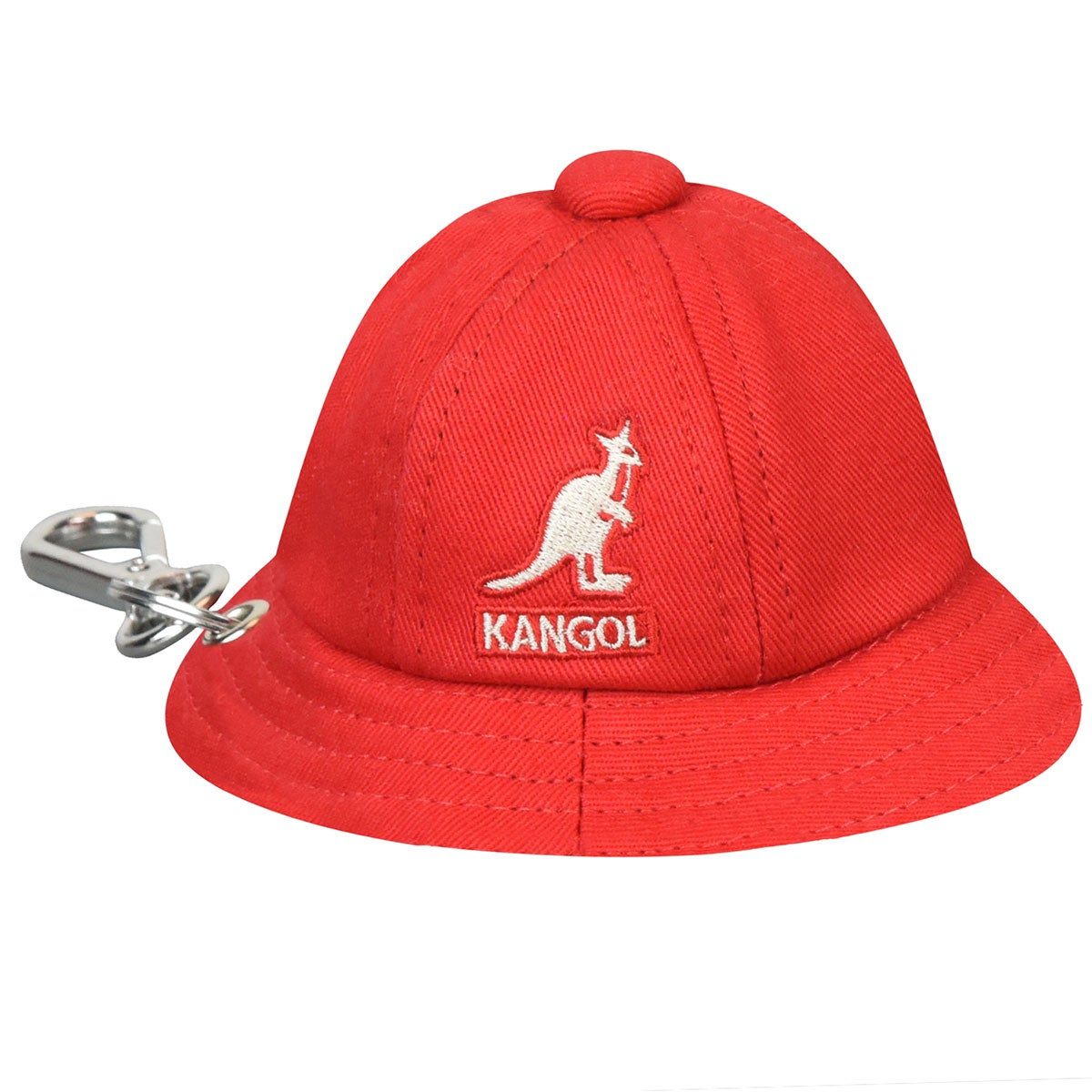 Kangol Kangol Casual Keychain in Red