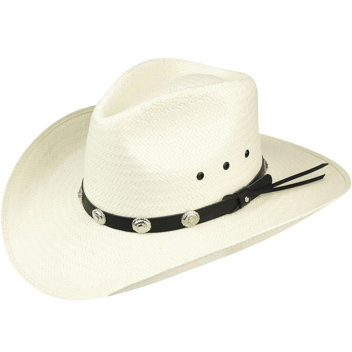 Eddy Bros® Kent 10x Western Hat - Ivory/7 1/2