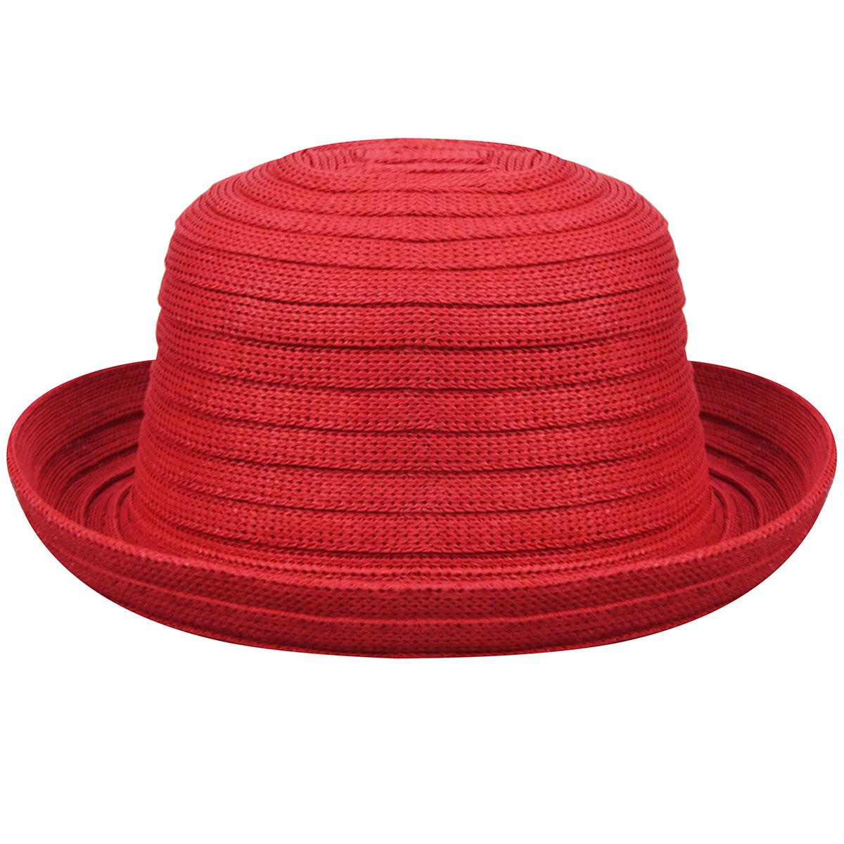 Pantropic Pantropic Sebastopol Sightseer Sun Hat in Red