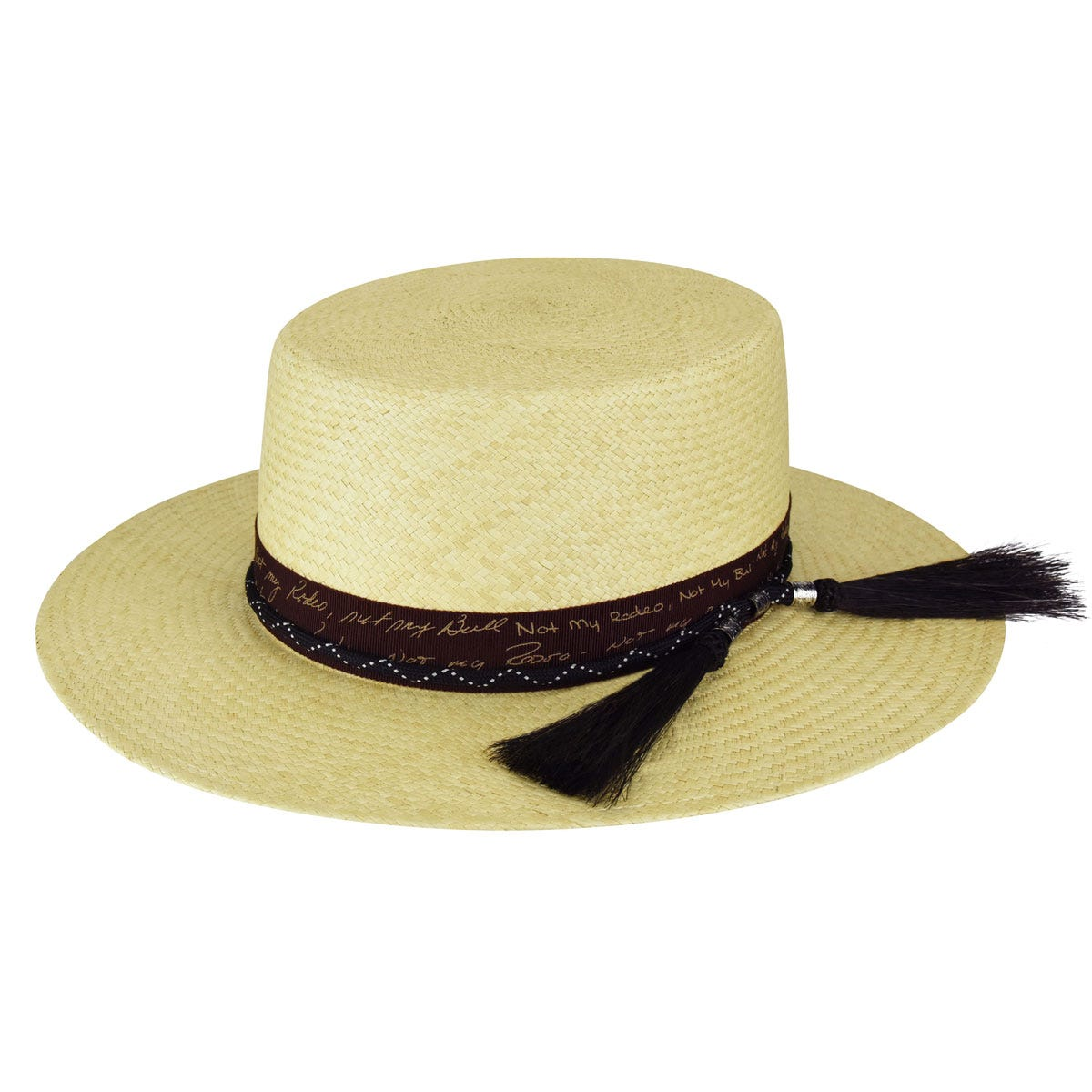 Renegade by Bailey® Santee Western Hat - Natural/M