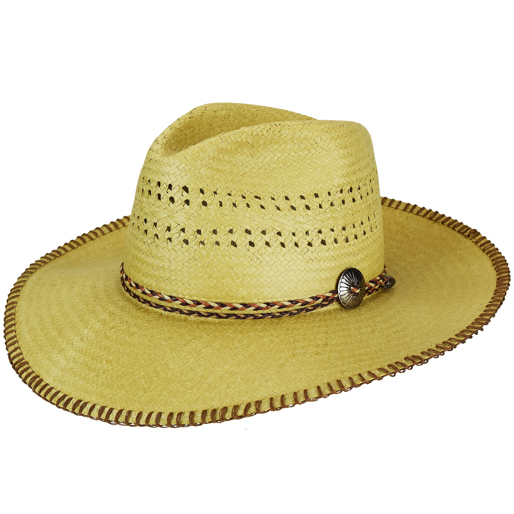 Renegade Renegade by Bailey Crow Western Hat in Natural