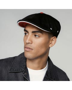 Fred Segal Colorblock Driving Cap