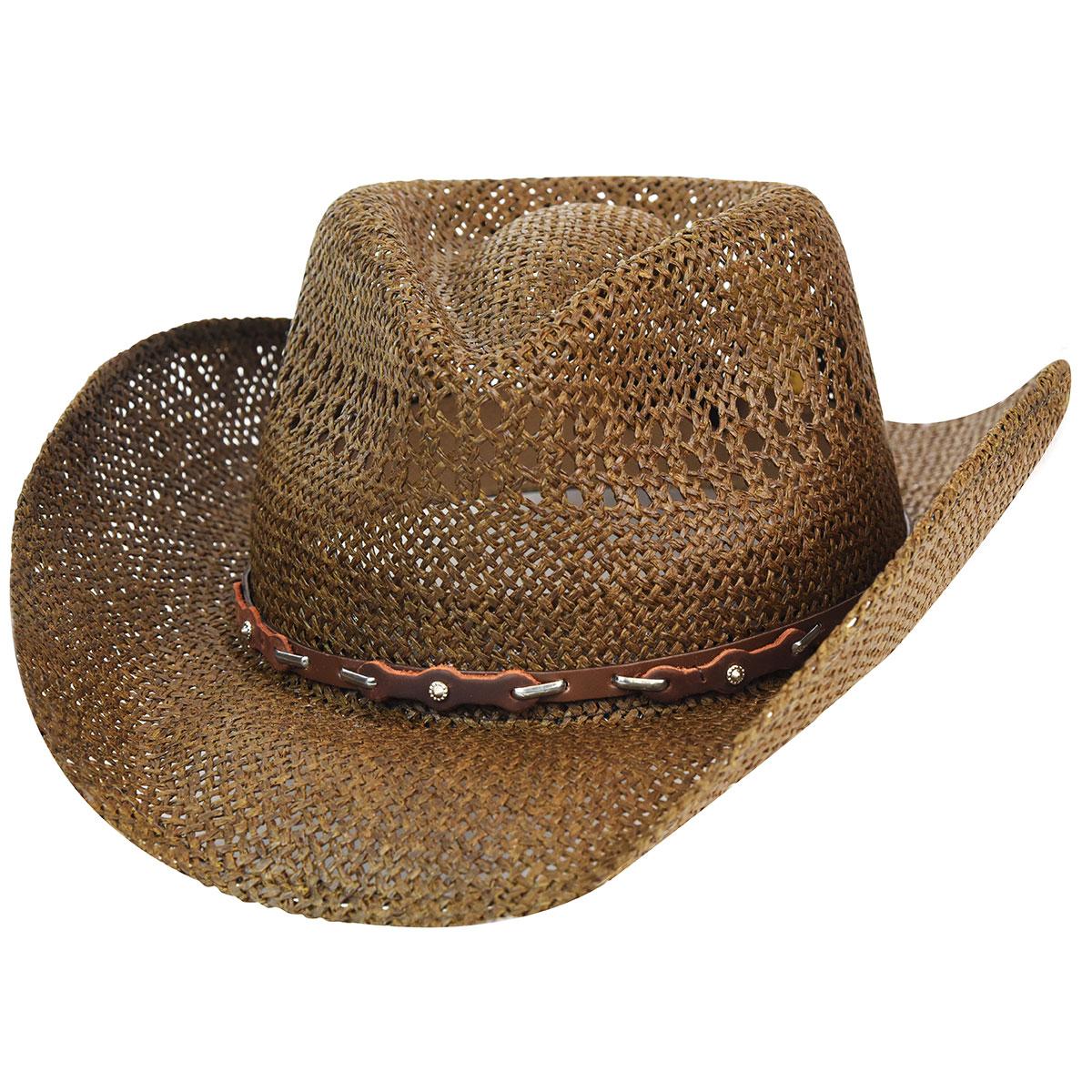 Eddy Bros. Eddy Bros. Mingo Western Hat in Brown