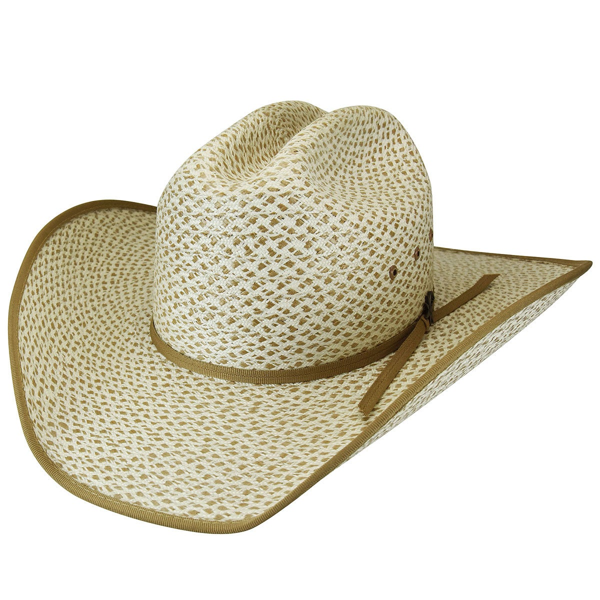 Bailey Western Chaparral 4X Western Hat in IVORY,CAMEL
