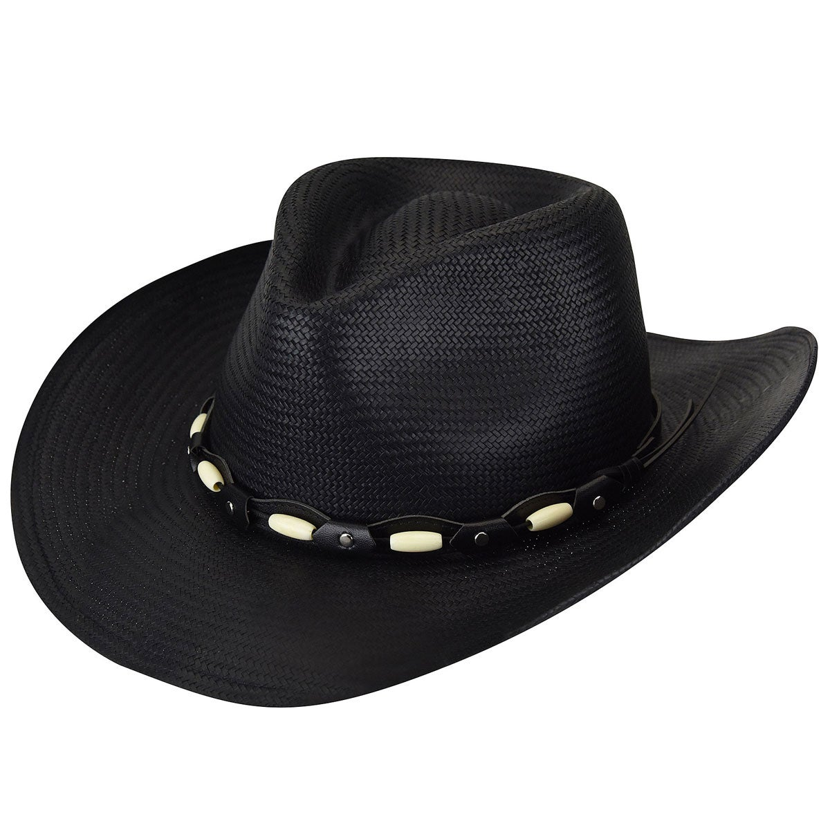 Men Black Hills Hat Eddy Bros