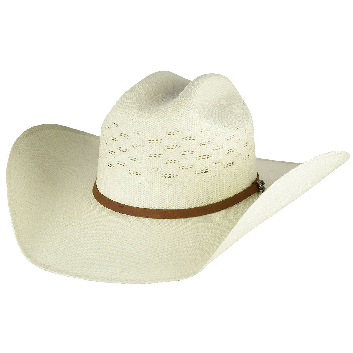 Bailey Western Big Bend Bangora Western Hat in Ivory