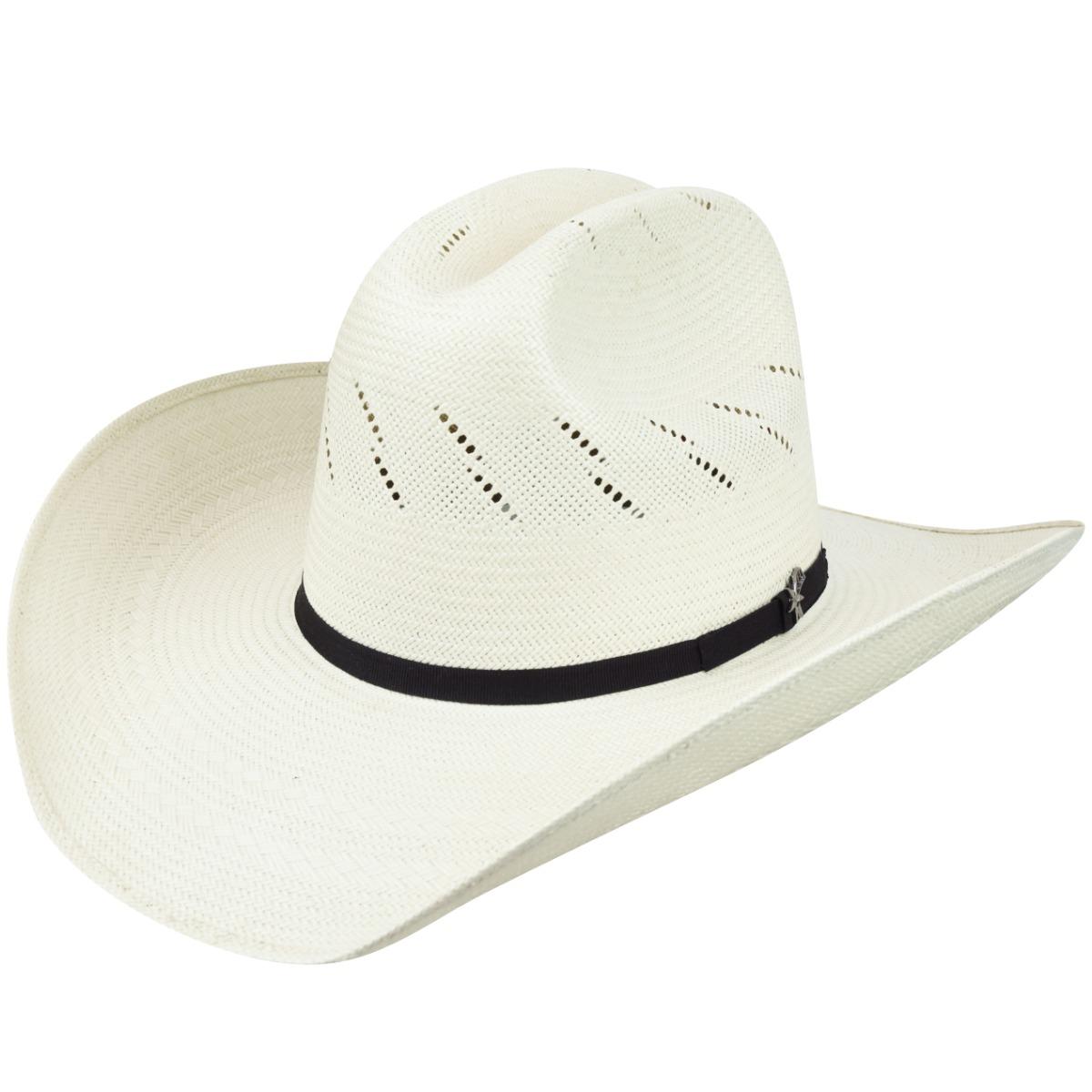 Deuce 20X Western Hat - Natural/7