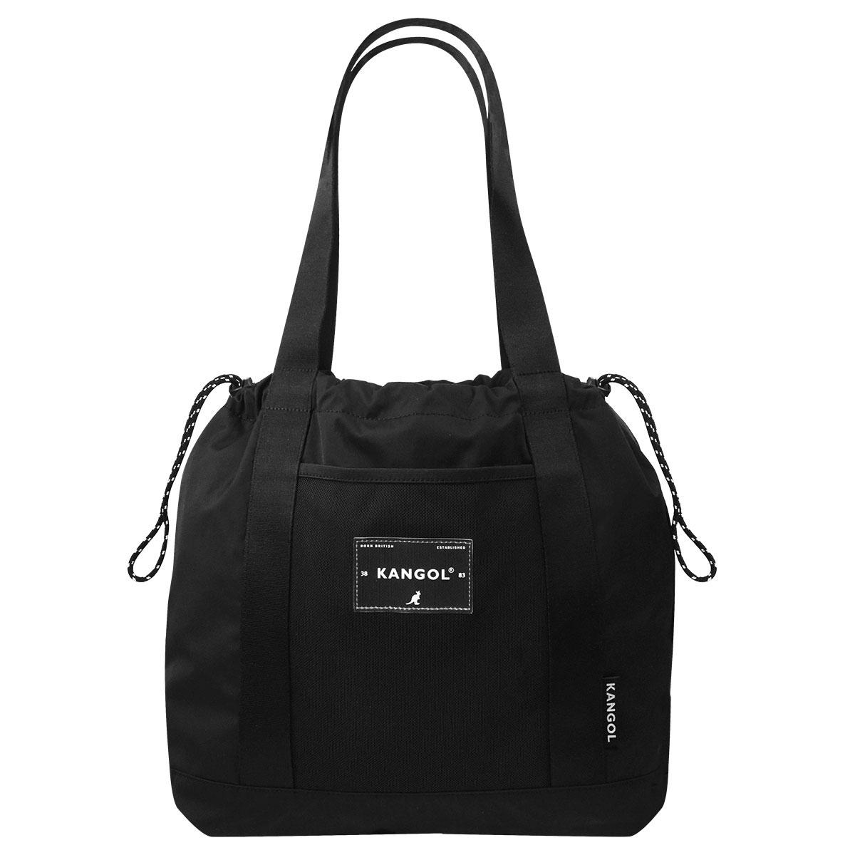 Kangol Casual Shopper in Black