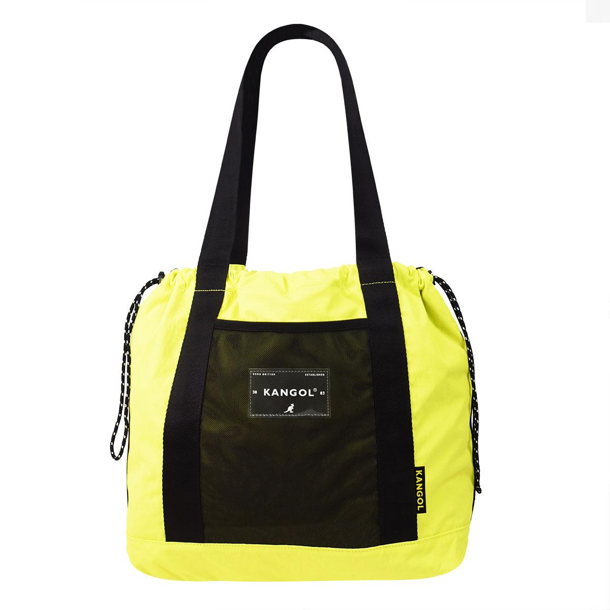 Kangol Casual Shopper in Lemon