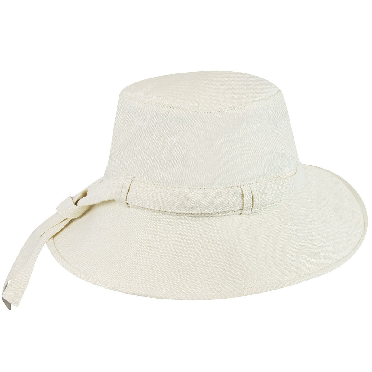Tilley Melanie Hemp Sun Hat in Natural
