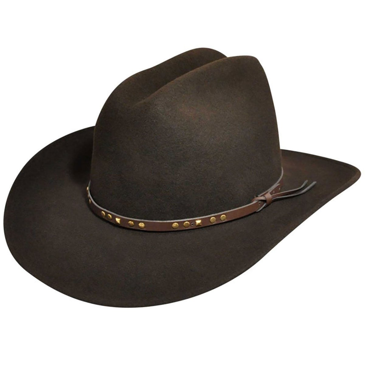 Wind River Wind River Chisolm Western Hat in Beaver