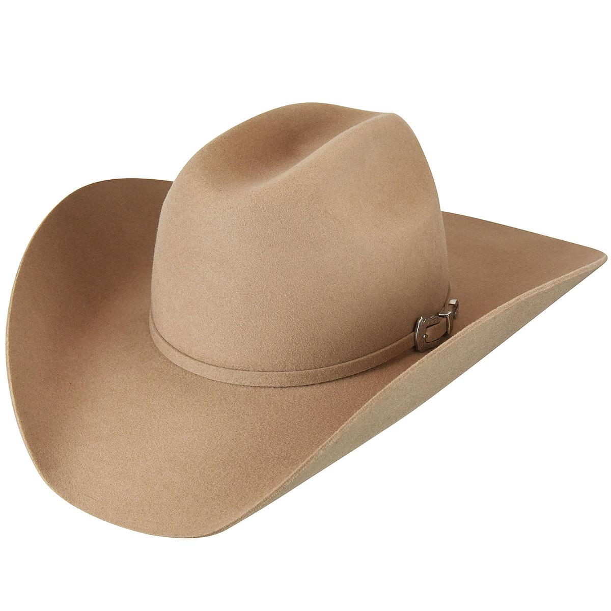 1940s Mens Hats | Fedora, Homburg, Pork Pie Hats Trigger 2X Hat $96.00 AT vintagedancer.com