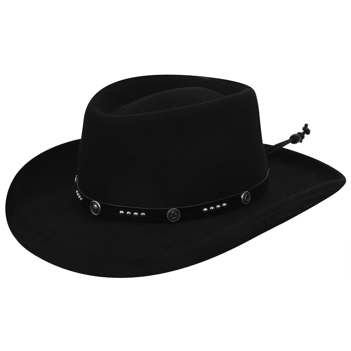 Renegade Renegade by Bailey Joker Western Hat in Black