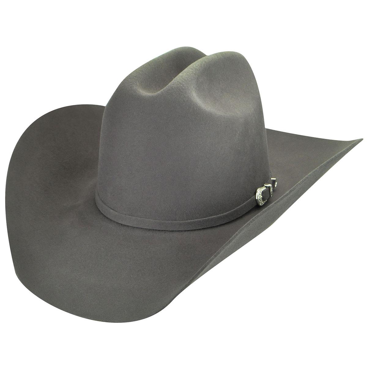 Wheeler 3X Western Hat - Stag/7 1/4