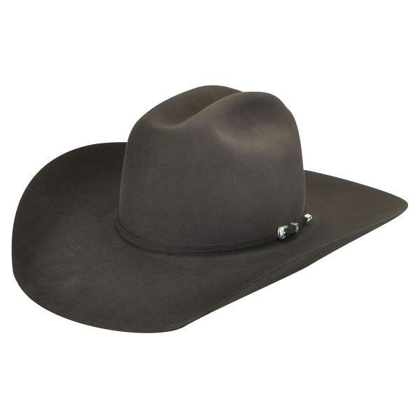 Stellar 20X Western Hat - Chocolate/7 1/8