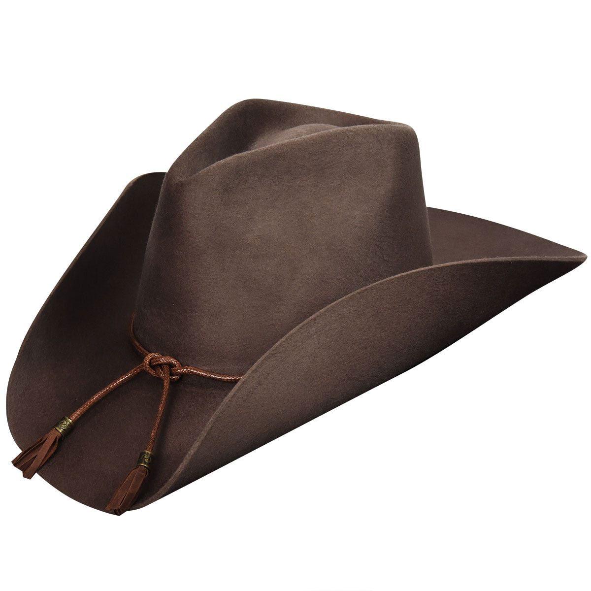 Renegade Renegade by Bailey Lexington Western Hat in Mole