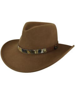 Wind River by Bailey® Upland Western Hat