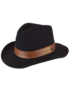Wind River by Bailey® Covert Western Hat