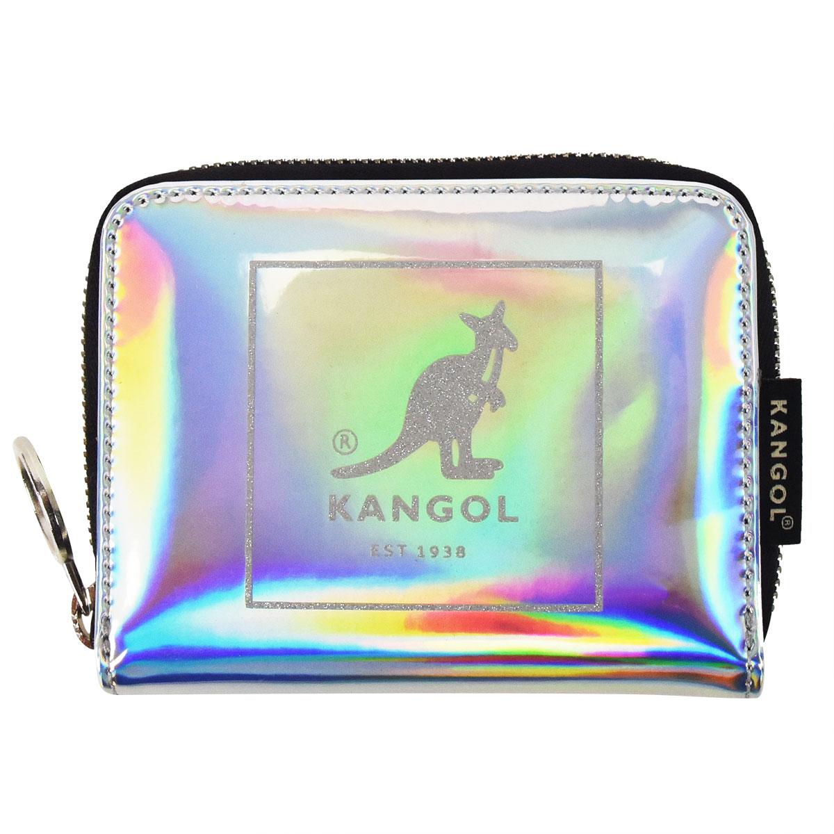 Kangol Prism Wallet in Silver