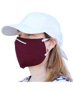 Protective Wool Face Mask