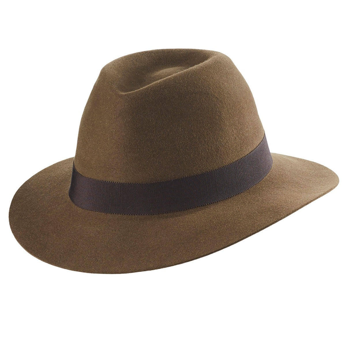 1960s – 70s Style Men's Hats Wilson Fedora $140.00 AT vintagedancer.com