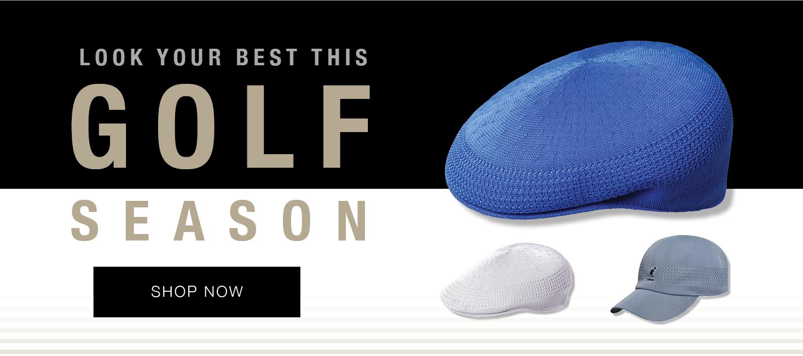 Golf Hats