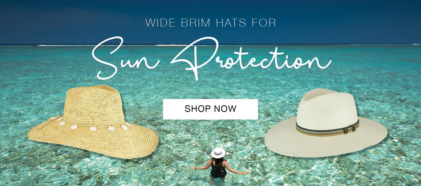 Sun Protection Hats UPF50+