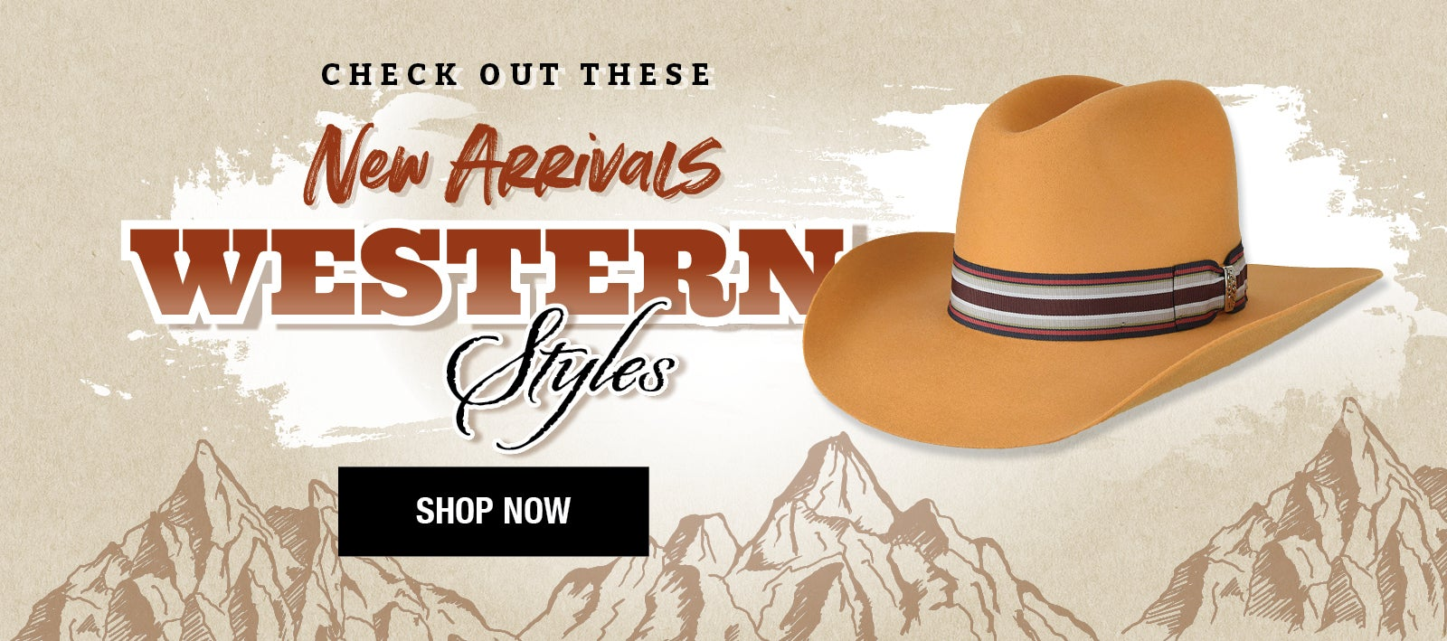 Check Out These New Western Styles