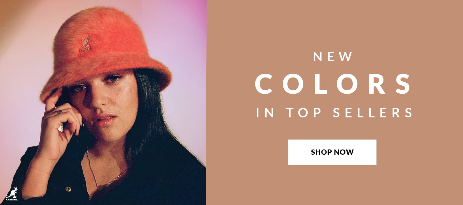 New Colors in Top Sellers