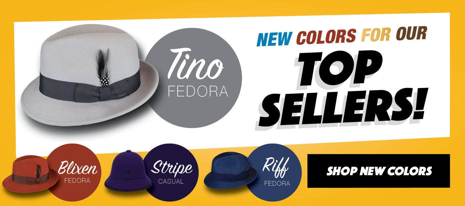 Shop New Colors In Top Sellers