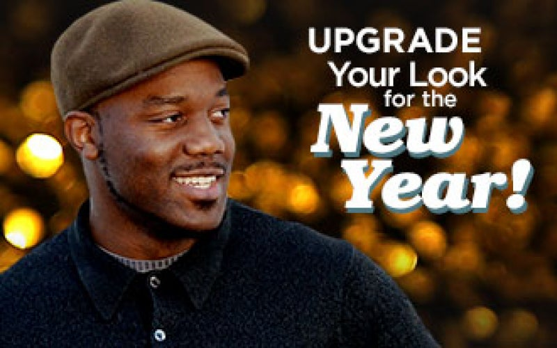 Like That? Try This! Get a New Look for the New Year!