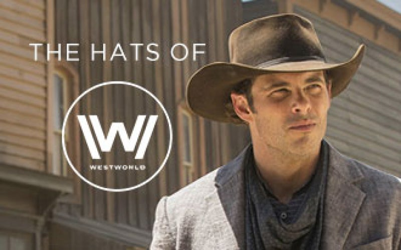 A Look at the Hats in HBO's Westworld