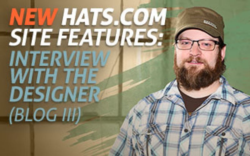 New Site Features: Interview With The Designer (Blog III)