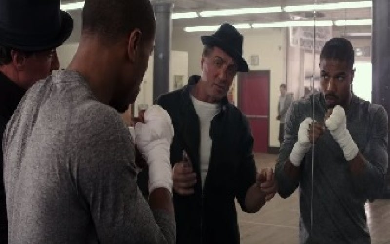 The Return of Rocky and his Fedora in 'Creed'