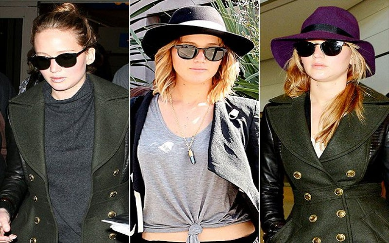 Celebrity Hat Spotlight: Jennifer Lawrence