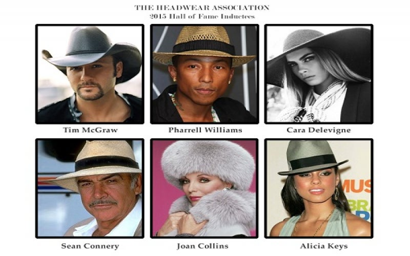 The Headwear Association 2015 Hall of Fame Inductees
