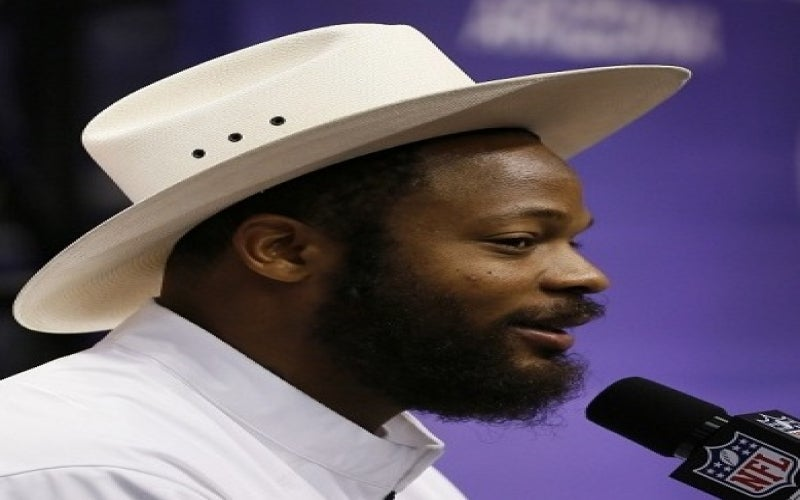 NFL Players in Cowboy Hats!