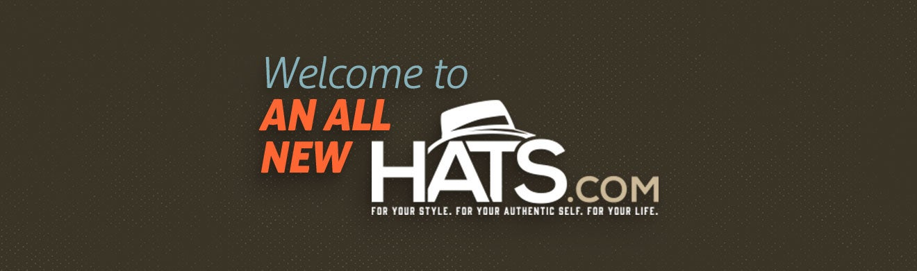 New Hats.com Is Now Live!