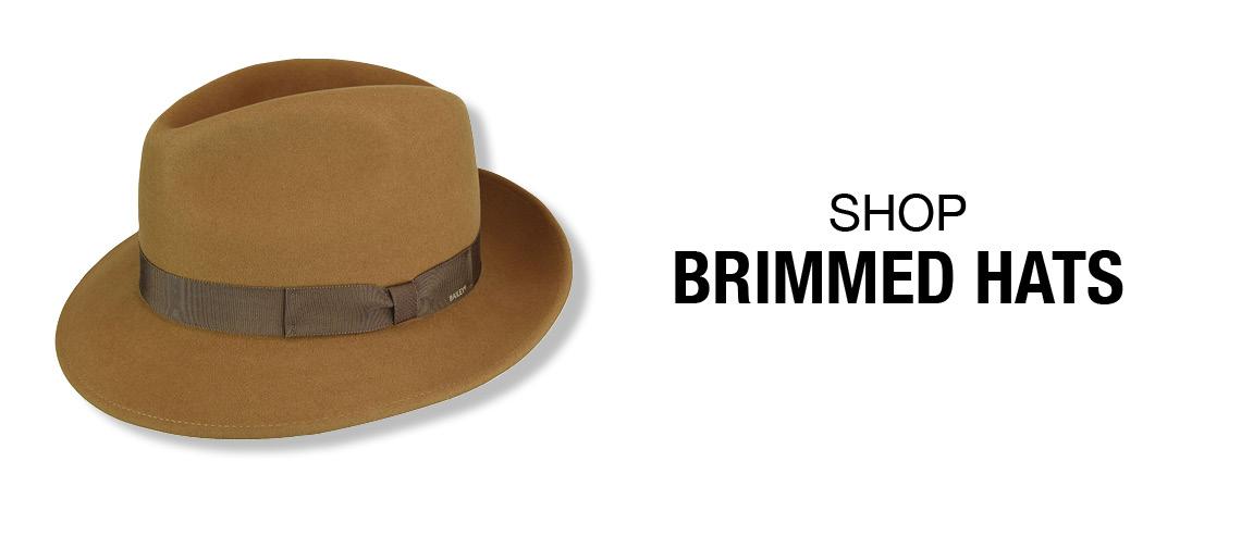 Shop Brimmed Hats