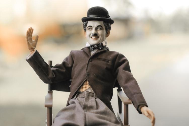 Charlie Chaplin's bowler hat