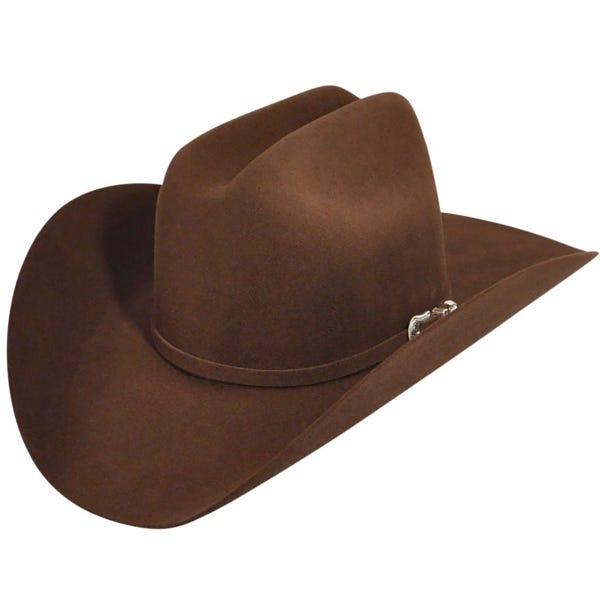 Lightning 4X Western Hat