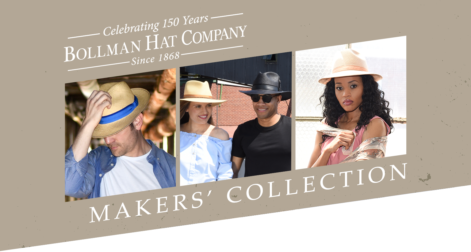 Bollman Hat Company Makers' Collection