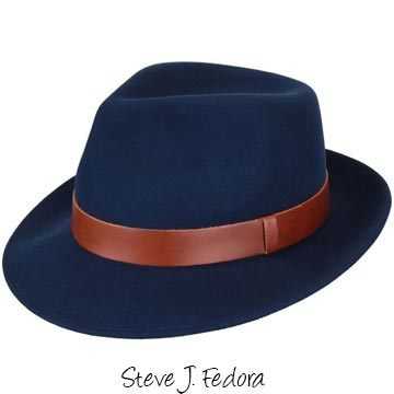 Bollman Makers' Steve J. Fedora